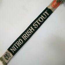 Breckenridge Brewery Scarf Nitro Irish Stout Crest Green St Patricks Day