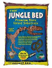 T-Rex Reptile Terrarium Substrate - Jungle Bed 8qt bag