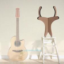 Wooden Foldable Holder Stand Bracket for Ukulele Violin Guitar Bass Banjo