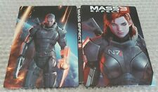 Mass Effect 3 - Limited Edition Steelbook - G1 - Very Rare - French exclusive