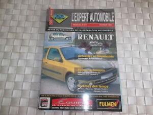 REVUE TECHNIQUE RENAULT CLIO 2 ESSENCE ET DIESEL depuis 1998
