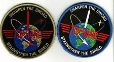 595th SPACE GROUP & 595thTEST & EVAL PATCH PAIR