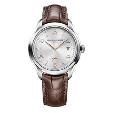 NEW Baume et Mercier Clifton Swiss Automatic Men's Watch 10054