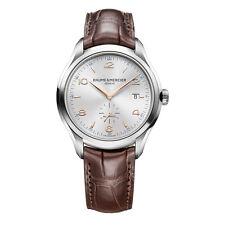 NEW Baume et Mercier Clifton Swiss Automatic Men's Watch 10054