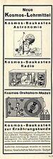 Cosmos société stuttgart nouvelle Didactique modulaire triphasé modèle v. 1929
