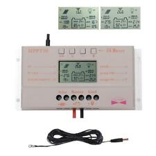 Sun Yoba LDG 30A 12V/24V solaire MPPT Contrôleur de charge Régulateur + UP