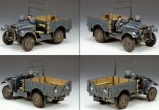 KING & COUNTRY ROYAL AIR FORCE RAF037 MORRIS CS8 BRITISH 15CWT TRUCK MIB