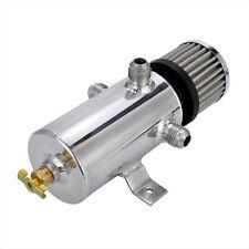 Aluminium 0.75L Engine Motor Oil Catch Can 3x AN8 LS1 LS2 LS3 LS6 GM Holden PLS