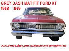 DASH MAT,GREY DASHMAT FIT FORD FALCON  XT 1968, GREY COLOUR