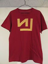 NIN Nine Inch Nails Halo Twenty Eight Tour Rock Band T-Shirt Gildan Size M