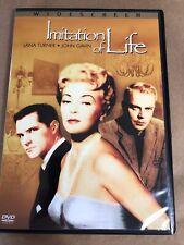 Imitation of Life, Lana Turner John Gavin DVD