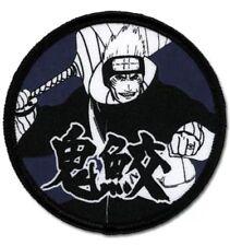 Naruto Shippuden Kisame Hoshigaki Ring Iron On Authentic Patch Cosplay Costume