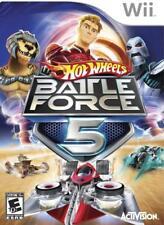 Hot Wheels: Battle Force 5 (LN) Pre-Owned Nintendo Wii