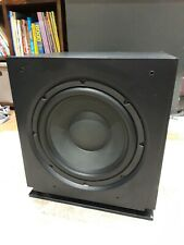 Dali Ikon Mk2 Sealed Subwoofer 12 Inch Driver 250 Watt continuous power. BEAST.