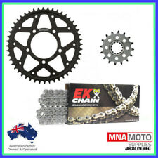 Hyosung GT 250R 2002-2014 13/46 O-ring chain & Steel sprocket kit