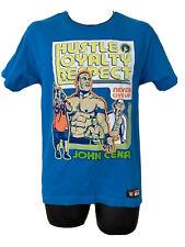 WWE Hustle Loyalty Respect John Cena T Shirt Size Small