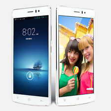 """Indigi 5.5"""" Android 4.4 DualCore 3G GSM+WCDMA GPS Smartphone AT&T Simple Mobile"""