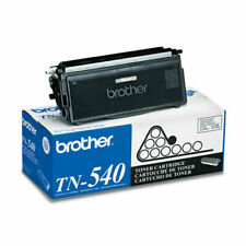 Genuine OEM brother TN-540 Black Toner cartridge  sealed