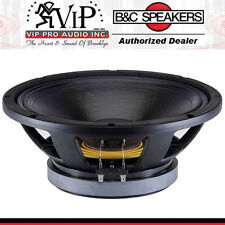 "B&C 12MH801 12"" MidBass 1600W Pro Audio Replacement Speaker Woofer 8-Ohm -DEALER"