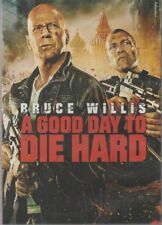 D.V.D MOVIES.DB41  A GOOD DAY TO DIE HARD / BRUCE WILLIS  DVD