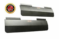 Plattinum Trailer Door Gap Cover-Transition Flap-Hinged Flap-Two Pieces-USA