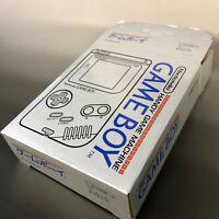 Nintendo DMG Gameboy console Packing box Non original