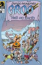 Groo Hell On Earth #3 (NM)`08 Evanier/ Aragones