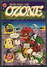 Tales From The Ozone #2  Underground Comix 1970