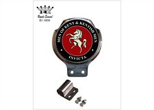 Royale Classic Badge Auto & BAR Clip-Uomini di Kent & di Kentish Uomo-b1.1809
