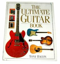The Ultimate Guitar Book,Tony Bacon