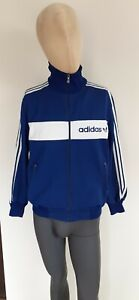 Vintage 70s/80s ADIDAS Football Track Jacket Yugoslavia M Medium Retro Trefoil