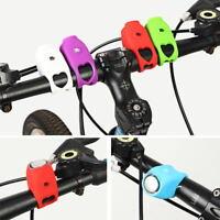 120 dB Electric Bike Bicycle Horn Alarm Bells Safety MTB Cycling Handlebar Bell