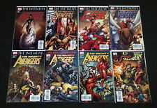 MIGHTY AVENGERS #2-36 (9.2 OB) 35 ISSUES TOTAL! MARVEL MODERN 2007