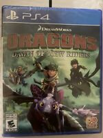Dragons: Dawn Of New Riders (PlayStation 4)