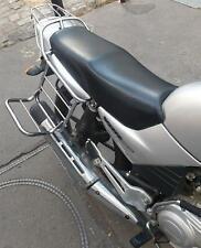 YAMAHA YBR125 YBR125 Custom pannier rack chrome coated 2005-2010