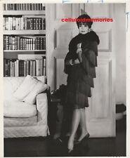 Original Vintage Photo 1960s Jennifer Jones Studio Portrait STUNNING!