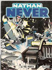NATHAN NEVER N° 41 - LE TRE VERITA' - prima edizione
