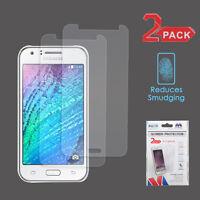 Anti-grease LCD Clear 2-pack SAMSUNG Galaxy J7 2016 SAMSUNG Galaxy J7 2015