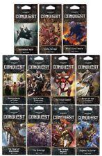 Warhammer 40,000: Conquest LCG WAR PACK COLLECTION - 11 WAR PACKS!