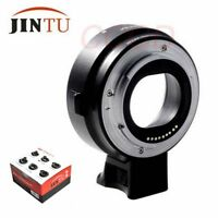 JINTU EF-EOS M Mount Adapter Ring Fit EF lens for Canon EOS M digital camera