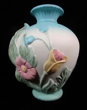 "Hull Pottery Vase Bowknot 1949  Marked  6.5"" H Pre-Owned"