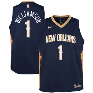 New Orleans Pelicans Jersey Infant Nike NBA Icon Jersey - Williamson 1 - New