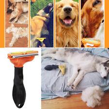 CE Medium Hunde Harken Körper deShedding-Werkzeug Bürsten Kämme für Lange Haar