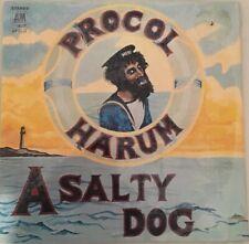 Procol Harum - A Salty Dog LP . A&M Rec . VERY RARE !
