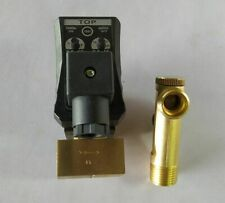 """Automatic Electronic Timed Air Compressor Drain Tank Valve 110V AC 1/2"""""""