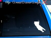 California Pronghorn Hunting State Vinyl Decal Sticker / Color - HIGH QUALITY