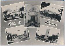 CARTOLINA d'Epoca - COSENZA provincia - Altomonte 1971
