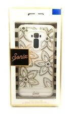 Genuine Sonix Clear Coat Hybrid Case Cover for LG G5 Clear Flowers Festival