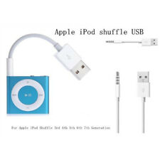 USB Charger Data Sync Transfer Cable Cord For iPod Shuffle 3rd 4th 5th 6th 7 Gen