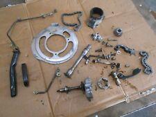 Kawasaki Brute Force 750 2006 06 KVF750 KVF 750 misc engine parts lot chains